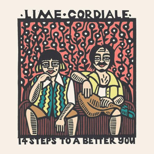 Lime Cordiale - 14 Steps To A Better You Album Cover