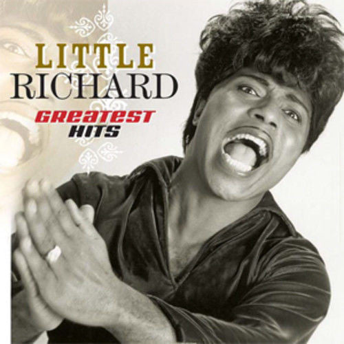 Little Richard - Greatest Hits Album Cover