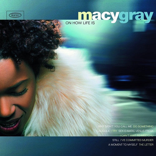 Macy Gray - On How Life Is Album Cover