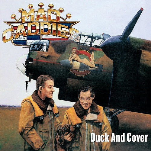 Mad Caddie - Duck And Cover Album Cover