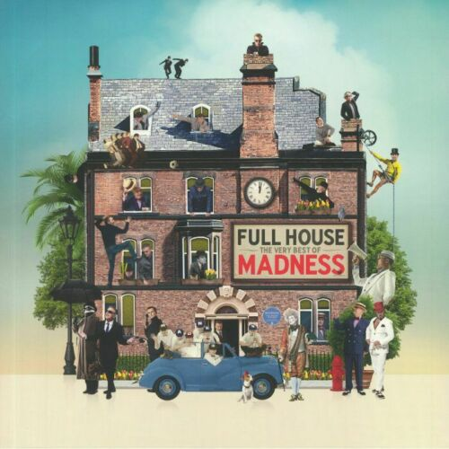 Madness - Full House: The Very Best Of Madness Album Cover