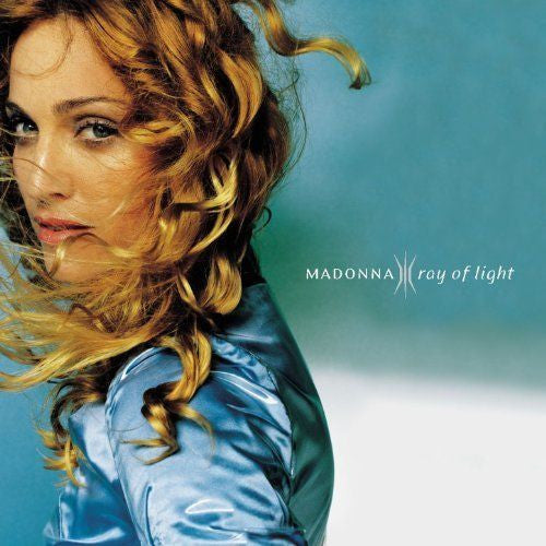 Madonna - Ray Of Light Album Cover