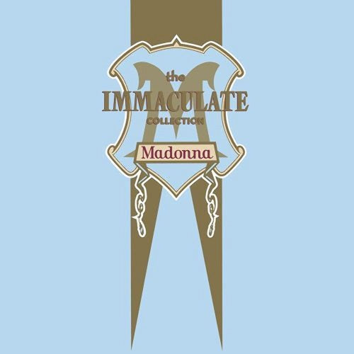 Madonna - The Immaculate Collection Album Cover