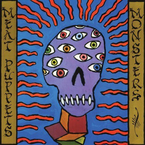 Meat Puppets - Monsters Album Cover
