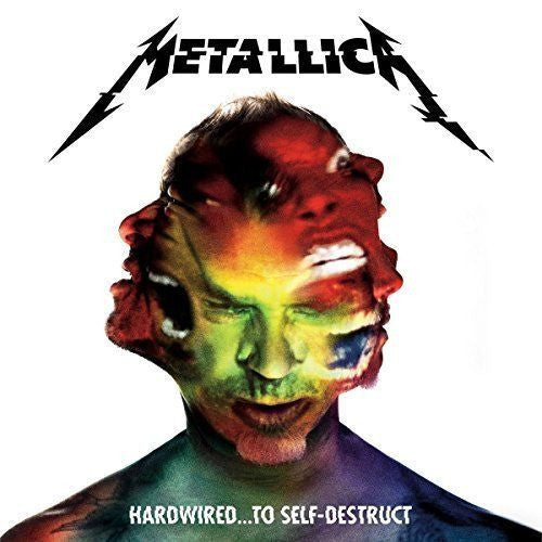 Metallica - Hardwired...To Self-Destruct Album Cover
