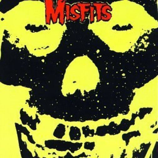 Misfits - Collection Album Cover
