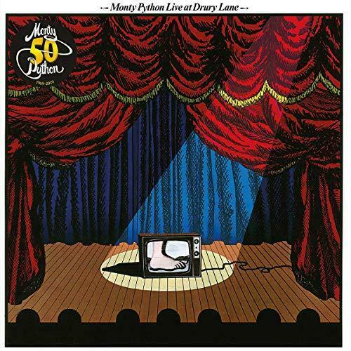 Monty Python - Monty Python Live At Drury Lane Album Cover