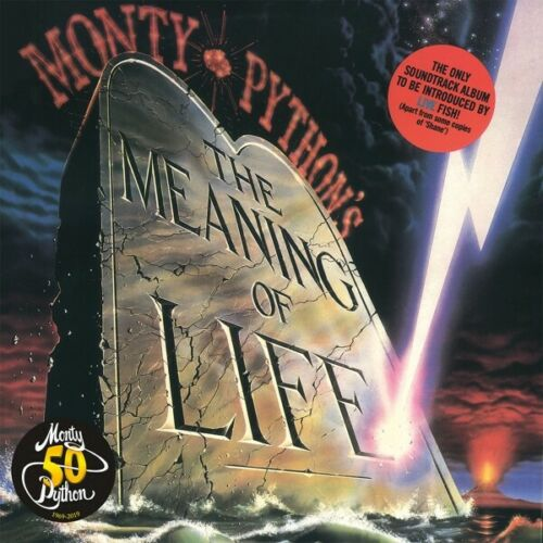 Monty Python - The Meaning Of Life Album Cover