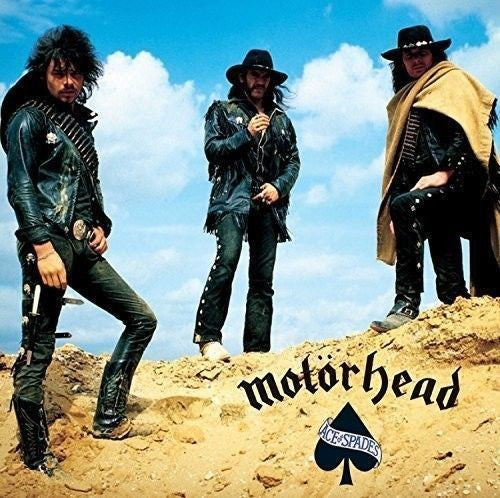 Motorhead - Ace Of Spades Album Cover