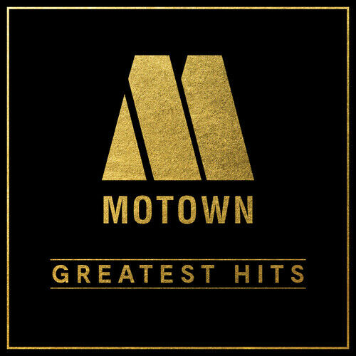 Various Artists - Motown Greatest Hits Album Cover