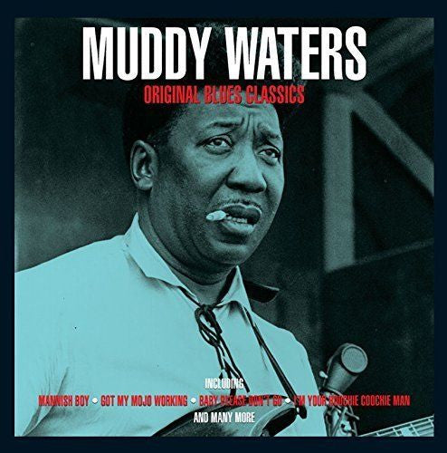 Muddy Waters - Original Blues Classics Album Cover