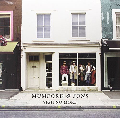 Mumford & Sons - Sigh No More Album Cover
