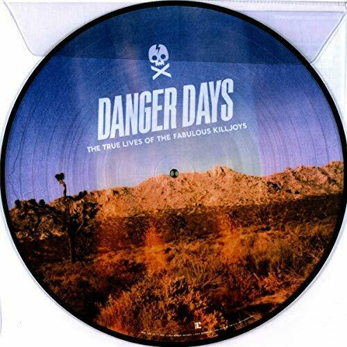 My Chemical Romance - Danger Days (Picture Vinyl) Side 2