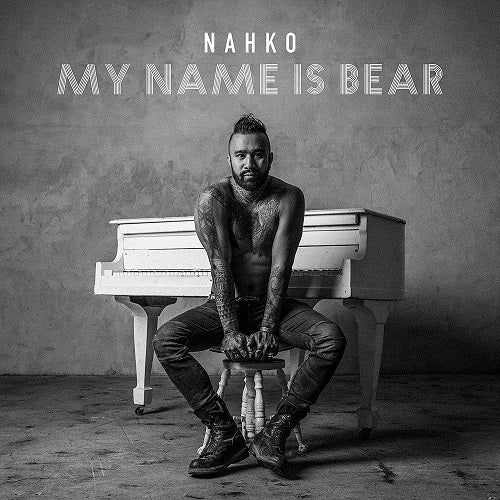 Nahko - My Name Is Bear Album Cover