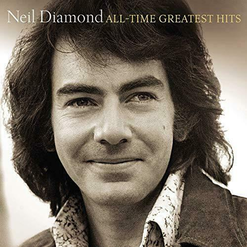 Neil Diamond - All-Time Greatest Hits Album Cover