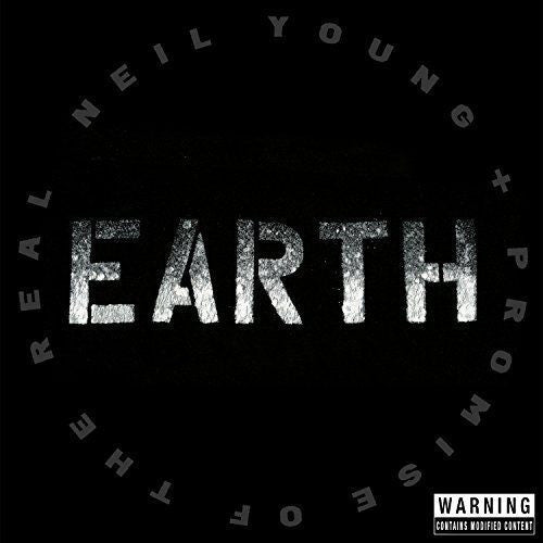 Neil Young + Promise Of The Real - Earth Album Cover