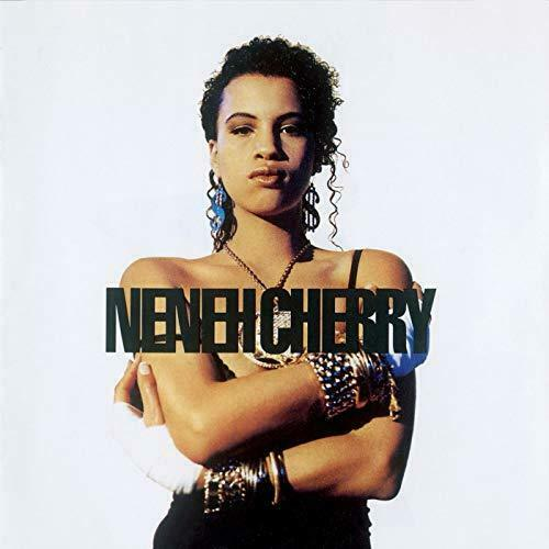 Neneh Cherry - Raw Like Sushi Album Cover