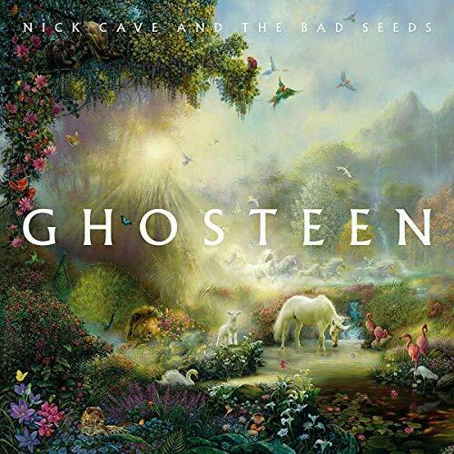 Nick Cave & The Bad Seeds - Ghosteen Album Cover