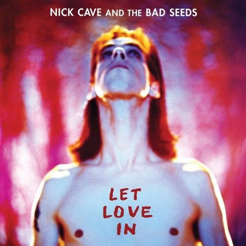 Nick Cave & The Bad Seeds - Let Love In Album Cover