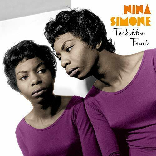 Nina Simone - Forbidden Fruit Album Cover