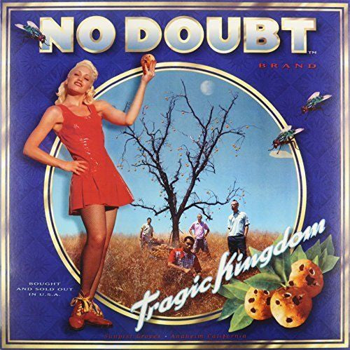 No Doubt - Tragic Kingdom Album Cover