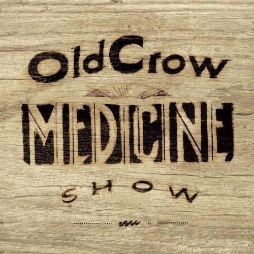 Old Crow Medicine Show - Carry Me Back Album Cover