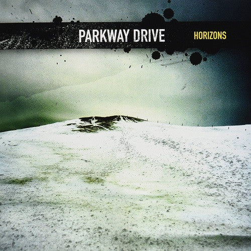 Parkway Drive - Horizons Album Cover