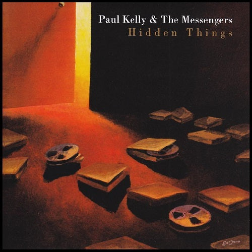 Paul Kelly And The Messengers - Hidden Things Album Cover