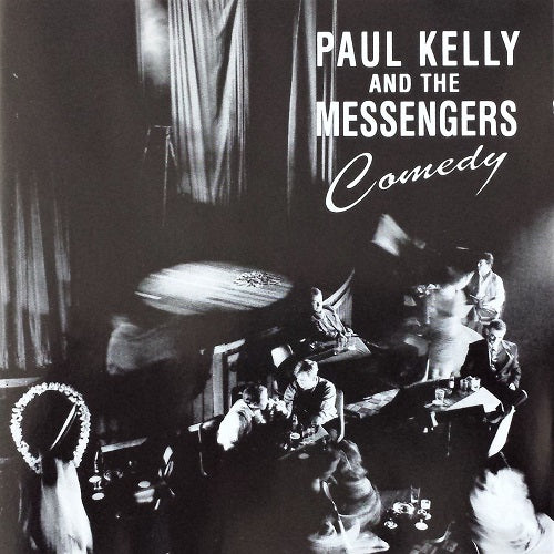 Paul Kelly And The Messengers - Comedy Album Cover