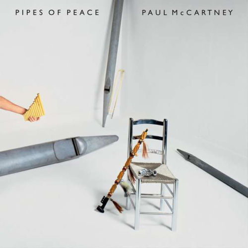 Paul McCartney - Pipes Of Peace Album Cover