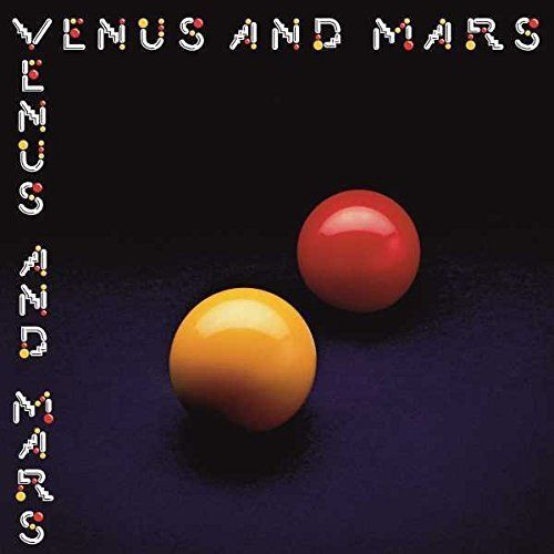 Paul McCartney - Venus And Mars Album Cover
