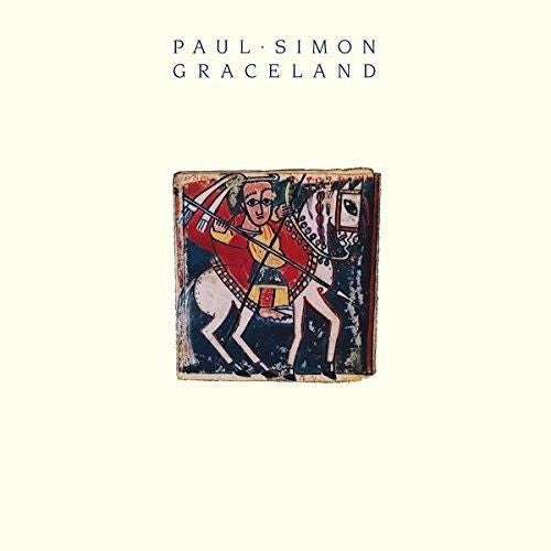 Paul Simon - Graceland Album Cover