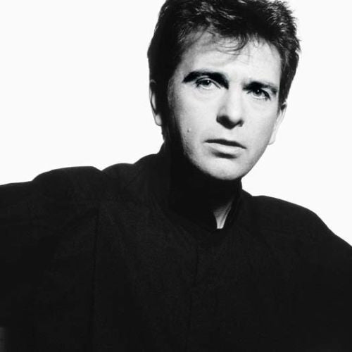 Peter Gabriel - So Album Cover