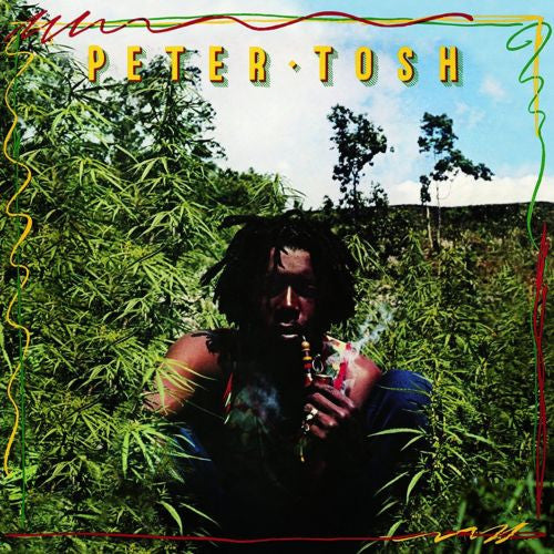 Peter Tosh - Legalize It Album Cover