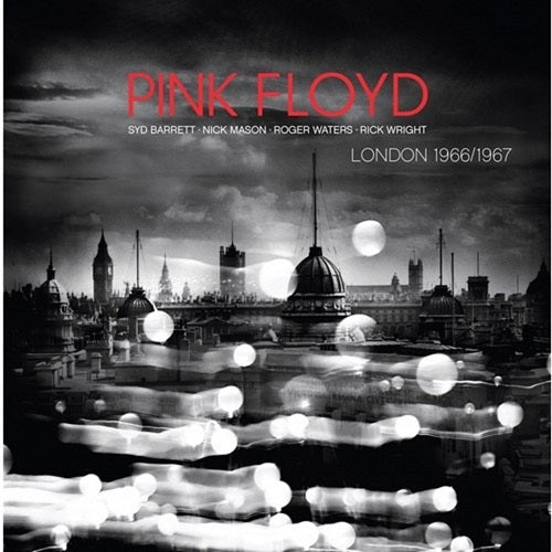 Pink Floyd - London 1966/1967 Album Cover
