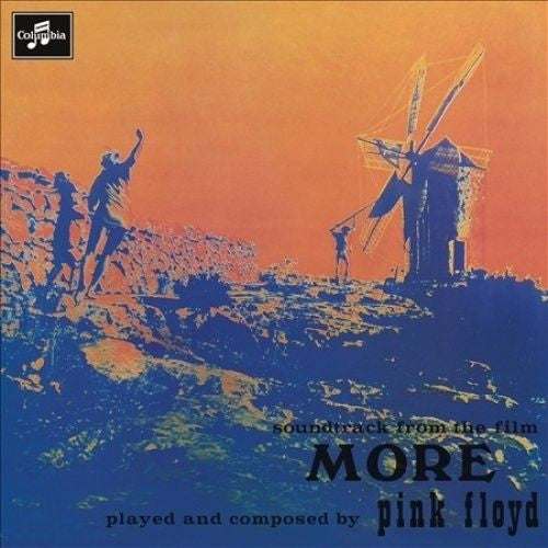"Pink Floyd - Soundtrack To The Film ""More"" Album Cover"