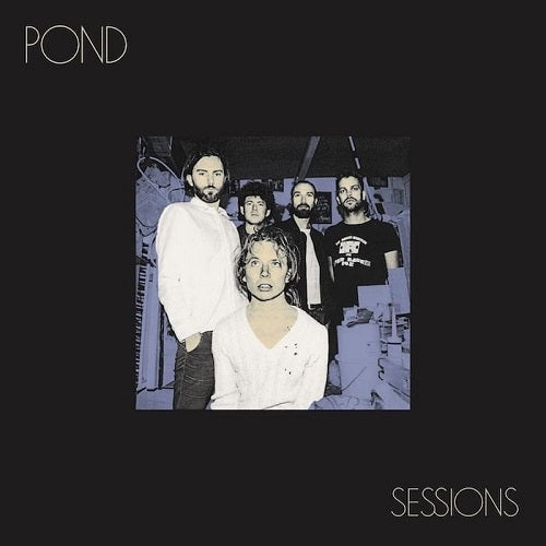 Pond - Sessions Album Cover