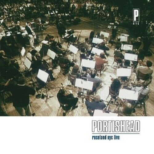Portishead - Roseland NYC Live Album Cover