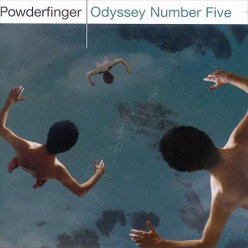 Powderfinger - Odyssey Number Five Album Cover