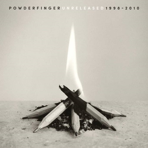 Powderfinger - Unreleased 1998-2010 Vinyl Record