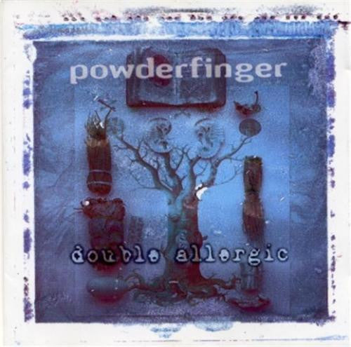 Powderfinger - Double Allergic Album Cover