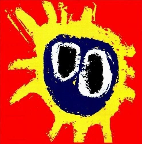 Primal Scream - Screamadelica Album Cover