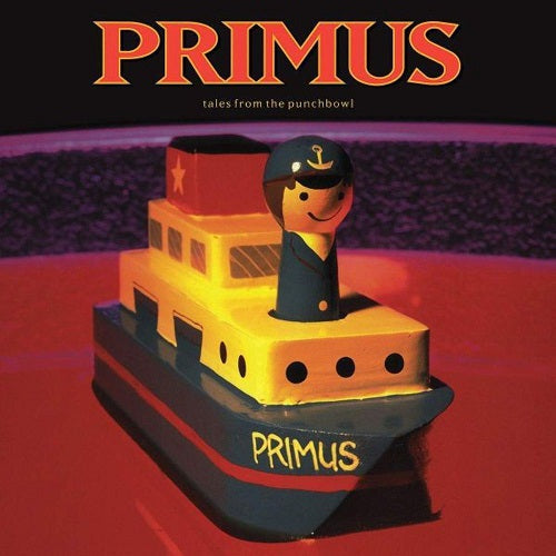 Primus - Tales From The Punchbowl Album Cover
