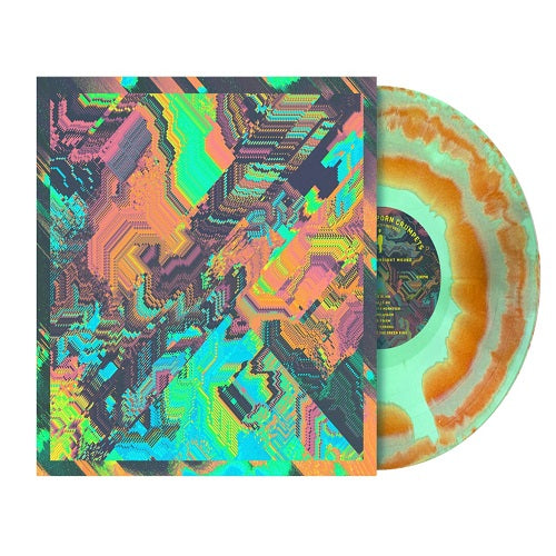 Psychedelic Porn Crumpets - Shyga! The Sunlight Mound Colour Vinyl