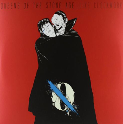 Queens Of The Stone Age - ...Like Clockwork Album Cover