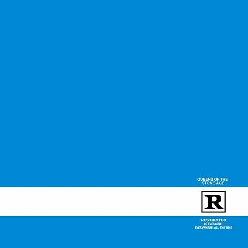 Queens Of The Stone Age - Rated R Album Cover