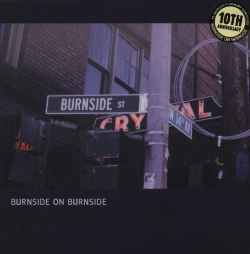 R.L Burnside - Burnside On Burnside Album Cover