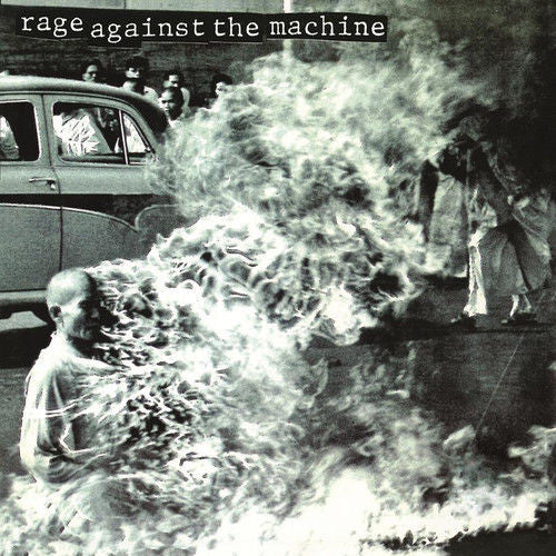 Rage Against The Machine - Rage Against The Machine Album Cover