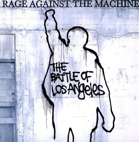 Rage Against The Machine - The Battle Of Los Angeles Album Cover
