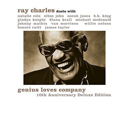 Ray Charles - Genius Loves Company Album Cover